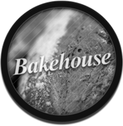 Traditional bakehouse at Metro Bakery and Cafe